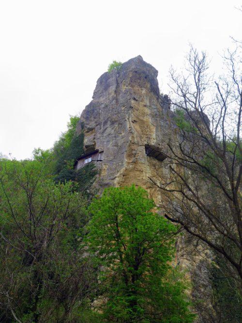 Monasterio Rupestre de Ivanovo