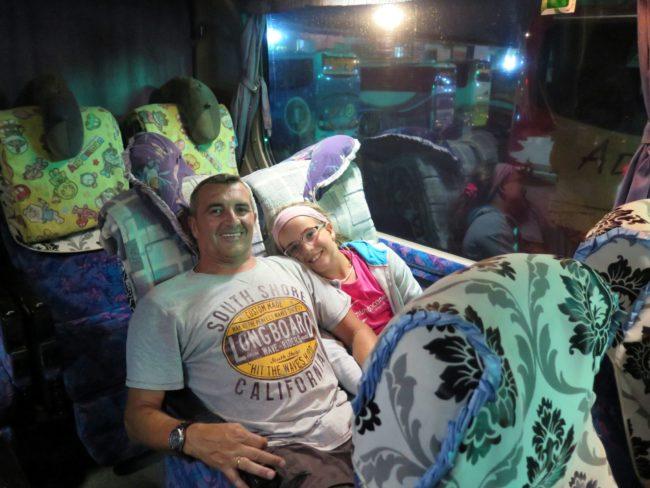 Autobuses Myanmar