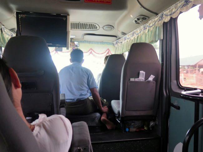 Transporte en carretera Myanmar
