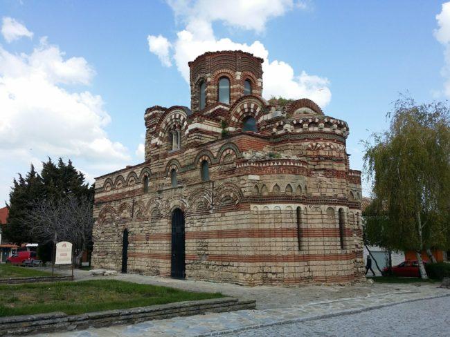 La Iglesia más bella de Nesebar