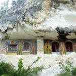 Monasterio Rupestre de Basarbovo