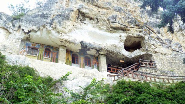 Monasterio de Basarbovo