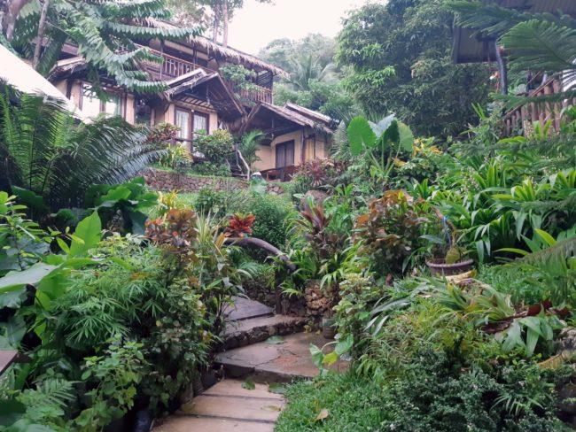 Opciones en El Nido si te pilla lluvia
