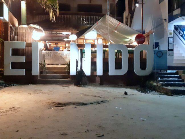 Dónde cenar en El Nido