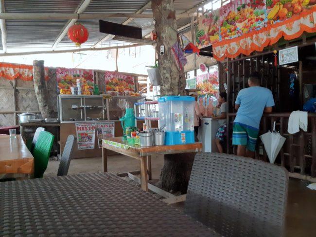 Los mejores lugares para comer en Port Barton