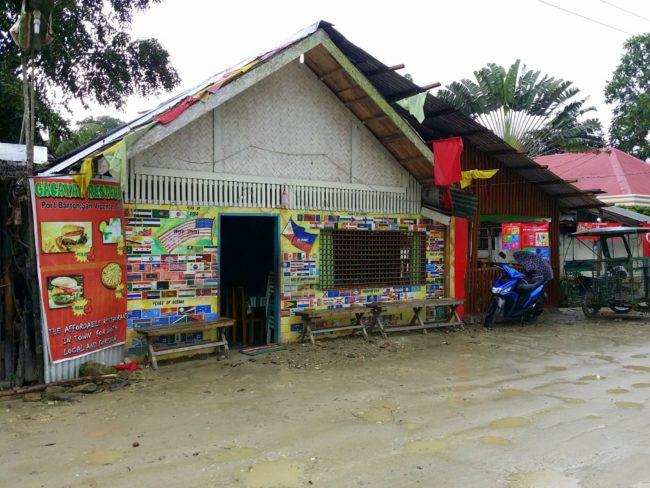 Restaurantes populares en Port Barton