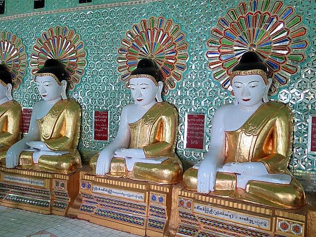 Las mejores visitas a las ciudades antiguas de Mandalay