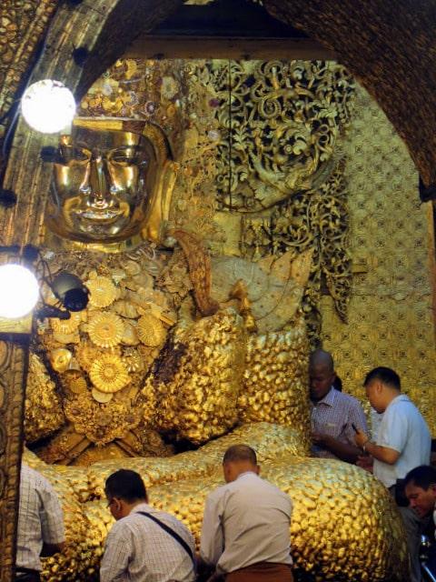 Una de las representaciones más importantes de Buda Gautama antes de alcanzar la iluminación