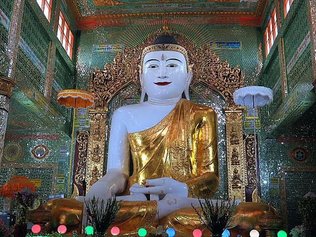 Qué ver en la Colina de Sagaing