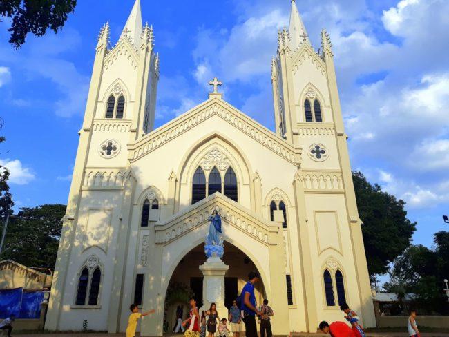 Catedral de la Inmaculada Concepción en Puerto Princesa