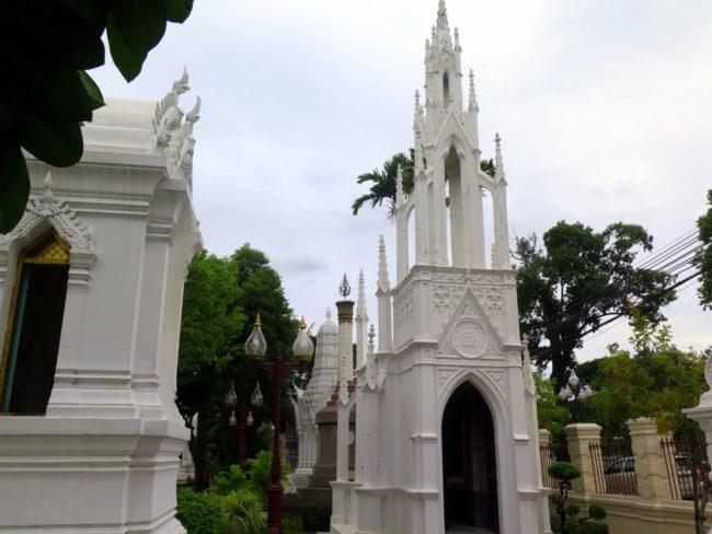 Gótico en Bangkok