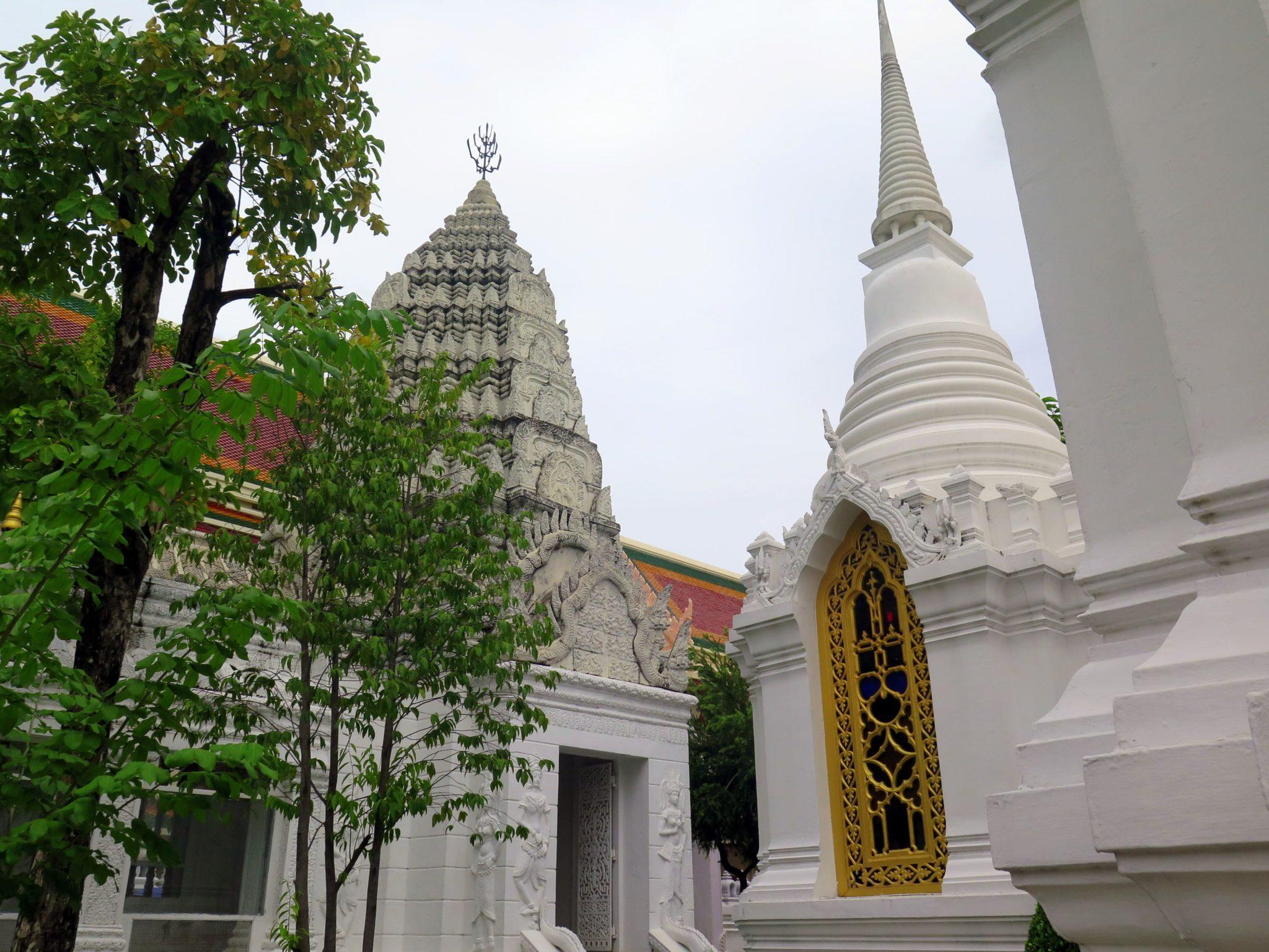 Cómo llegar Wat Ratchabophit