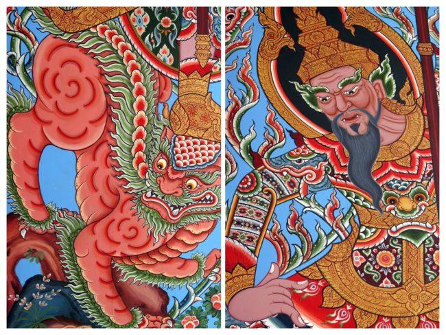 Templos imperdibles de Bangkok