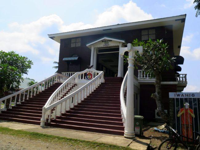 La prisión de Puerto Princesa que admite a turistas