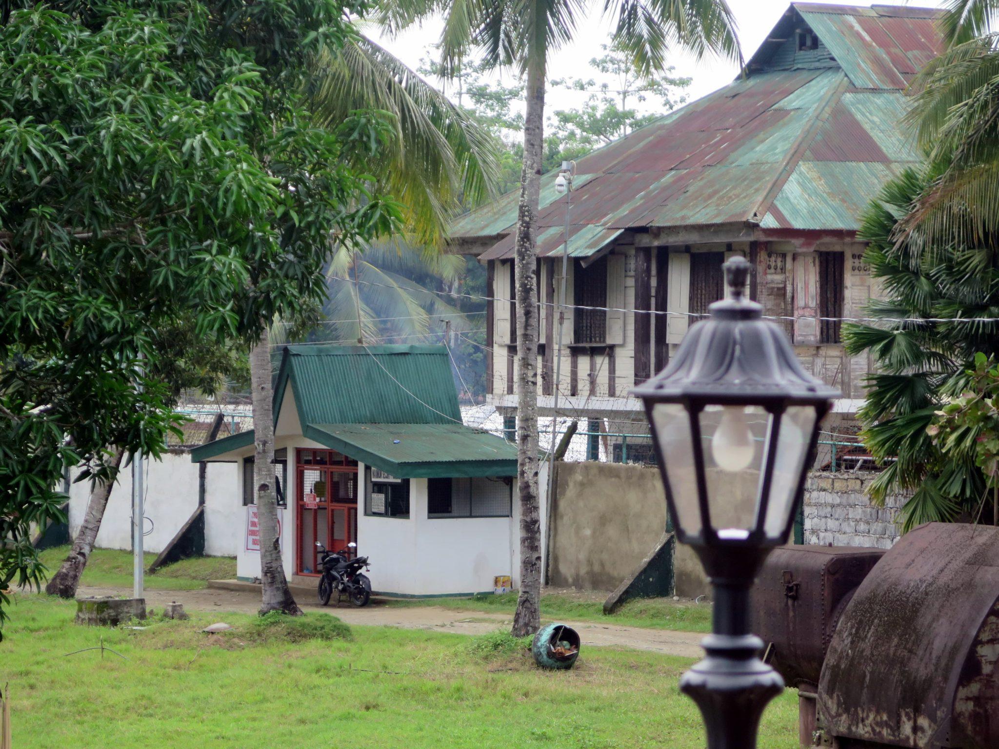 Prisión de Iwahig en Filipinas