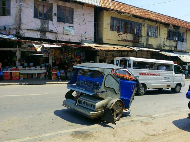 Calles de Puerto Princesa