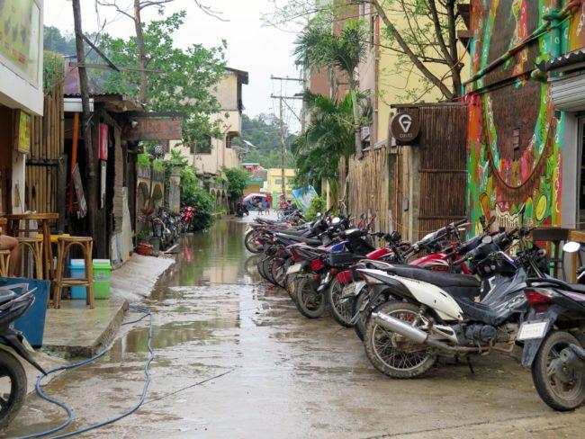 Planes por si llueve durante tu visita a El Nido