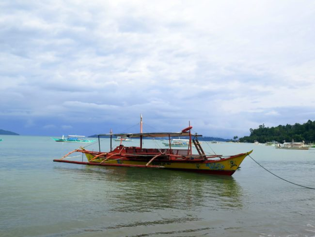 Tours en bangka Filipinas