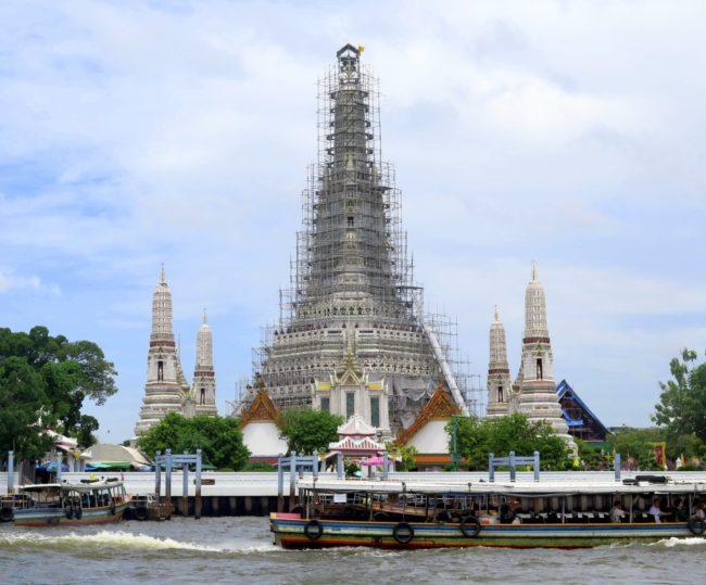Qué ver en el centro de Bangkok
