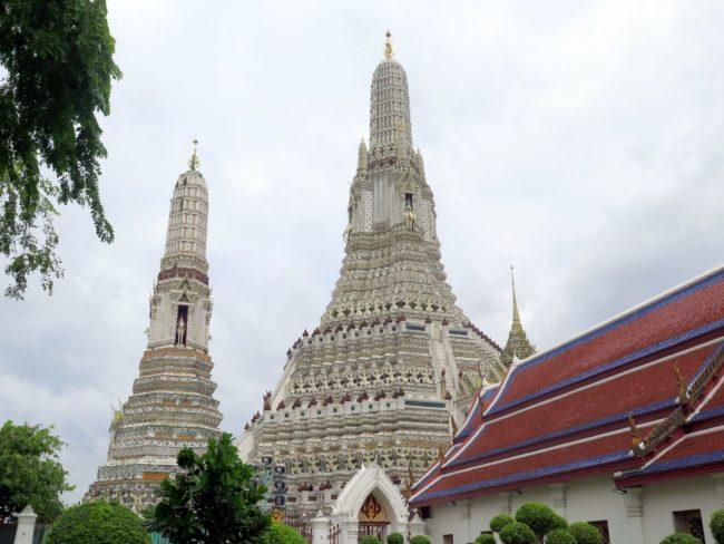 El Templo más alto de Bangkok