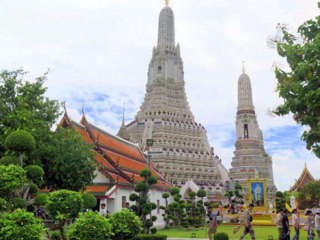 El Templo más bello de Bangkok