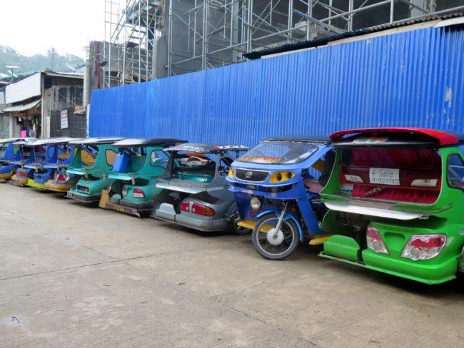 Precio transporte de Corong Corong a El Nido