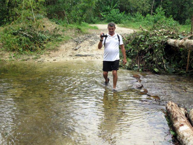 Cómo llegar a Pamuayan Falls