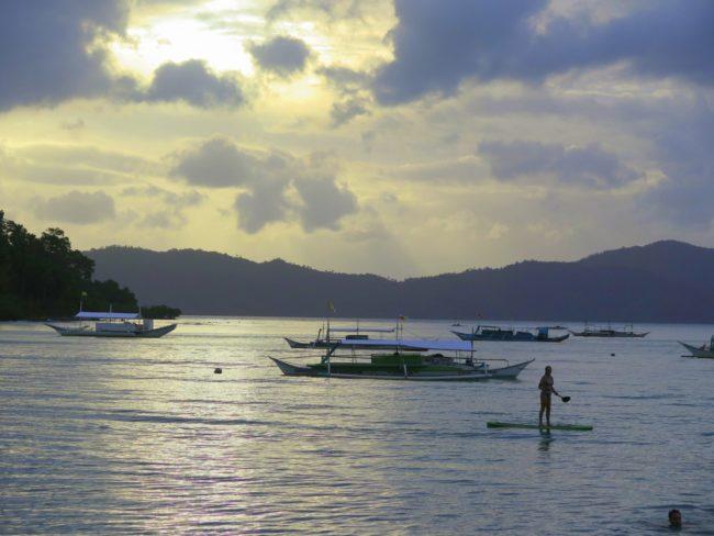 Precios de kayak y tablas de paddle surf Port Barton