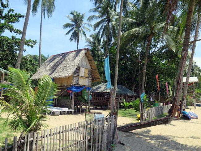 Cómo llegar a Nagtabon Beach