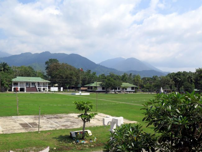 Presidio en Puerto Princesa, Palawan