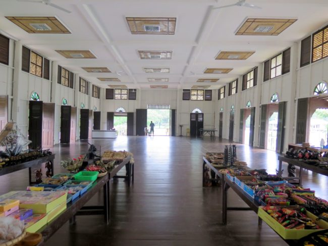 Reception Hall en Iwahig Prison and Penal Farm