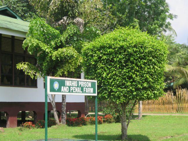 Visitar una cárcel en Puerto Princesa