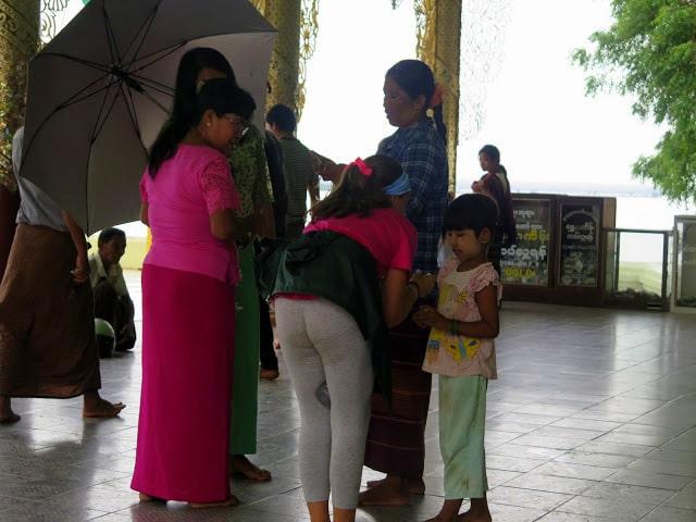 Gentes de Myanmar