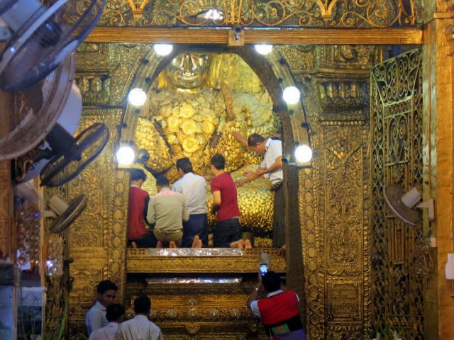 Representación más antigua de Buda