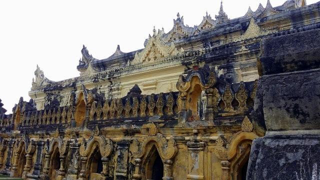 Ciudades antiguas de Mandalay