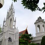 Wat Ratchabophit y el Cementerio Real de Bangkok
