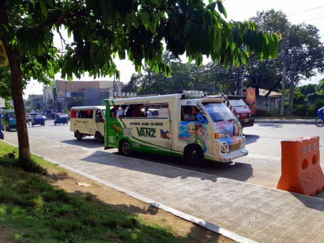 Precio transporte en Puerto Princesa