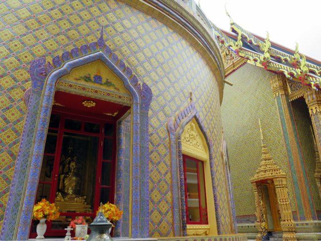 Curiosos lugares de Bangkok