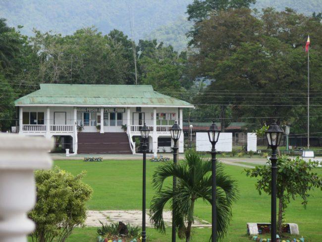Visitar el interior de una cárcel en Filipinas