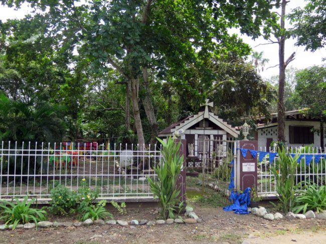 Cómo llegar al Penal de Iwahig