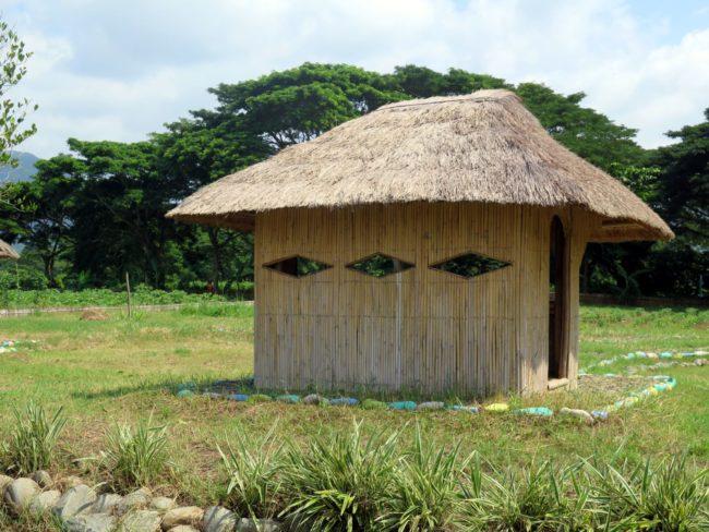 Casas para familiares de presos en Filipinas