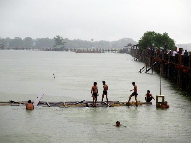 Imágenes del Puente U-Bein