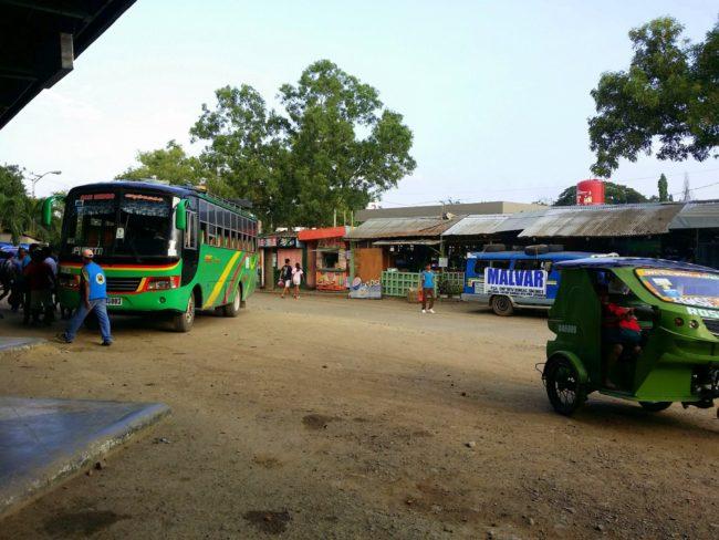 Estación de San José Puerto Princesa
