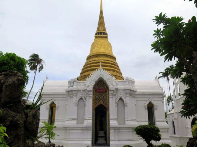 Enterramientos de la Familia Real Tailandesa