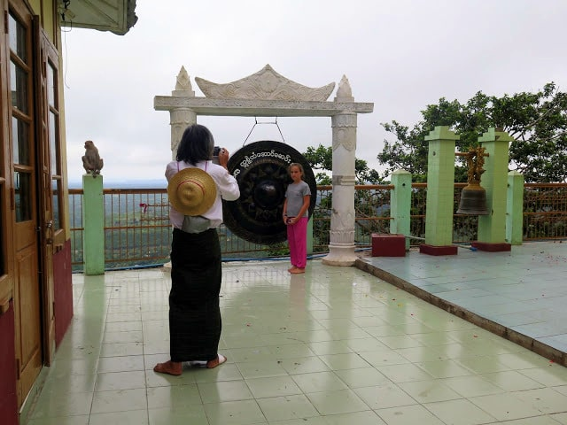 El longyi, la prenda típica de Myanmar