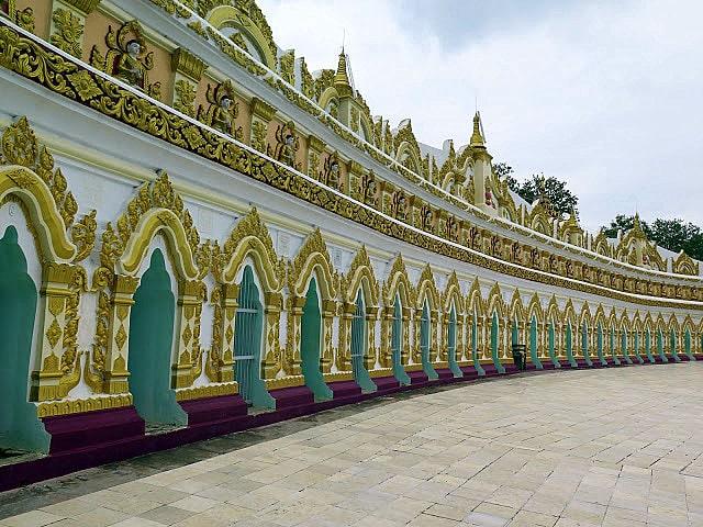 Alrededores de Mandalay