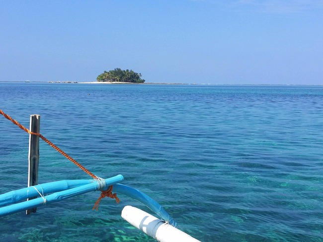 Islas desiertas en Filipinas
