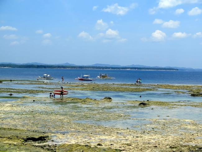 Arrecifes en Filipinas