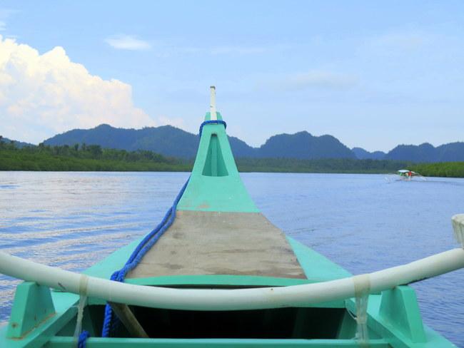 Excursión a Sugba Lagoon y Kawhagan Island