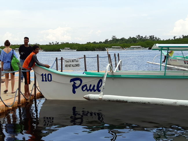 Visitar Sugba Lagoon por libre